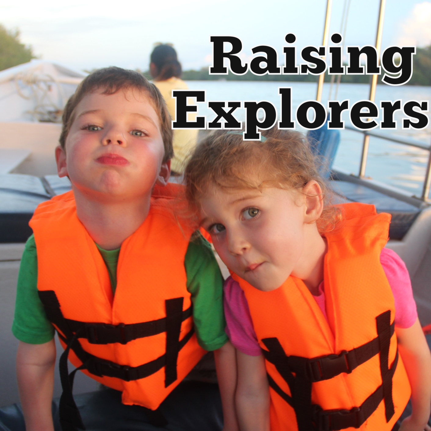 Raising Explorers Blog